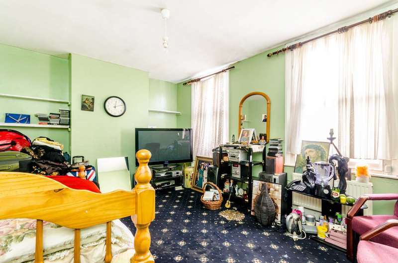 1 Bedroom Flat for sale in Reverdy Road, Bermondsey, SE1