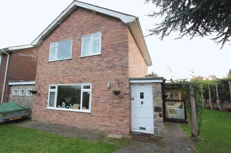 3 Bedrooms Detached House for sale in Gernant, Llanrhaeadr