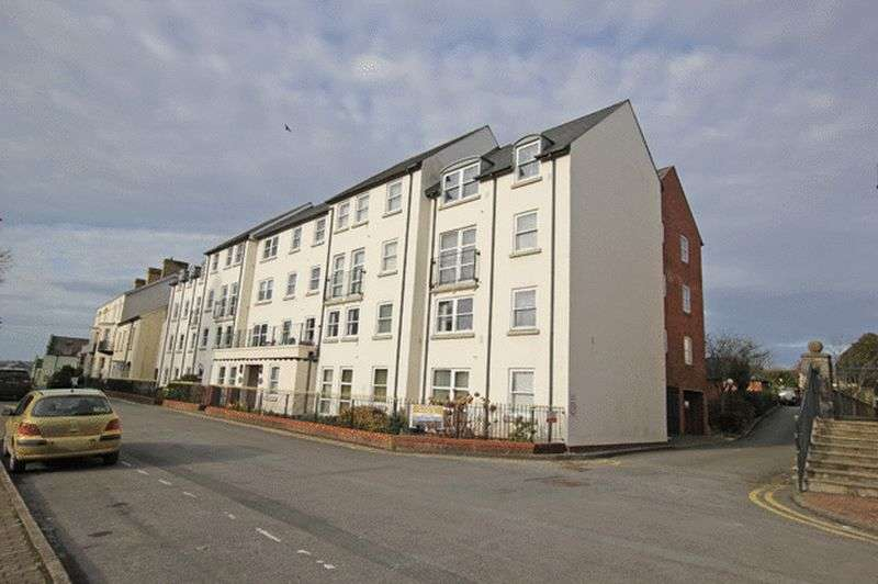 1 Bedroom Retirement Property for sale in THE PARADE, CARMARTHEN