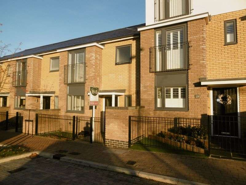 2 Bedrooms Terraced House for sale in Vince Dunn Mews, Harlow