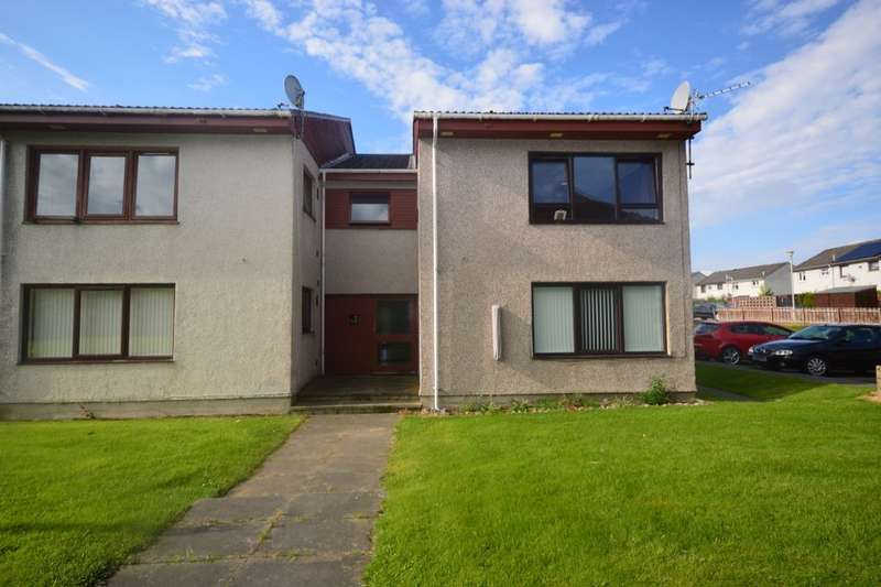 1 Bedroom Flat for sale in Hilton Court, Inverness, IV2