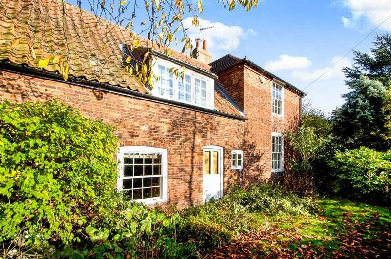 4 Bedrooms Detached House for sale in Church Lane, Averham, Newark, NG23