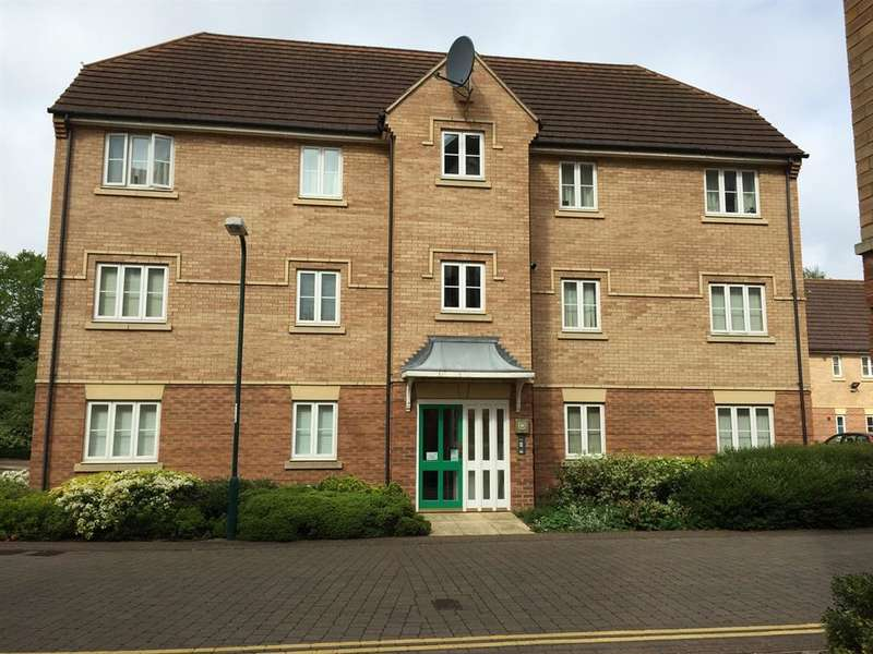 2 Bedrooms Flat for sale in Regal Place, Peterborough, PE2