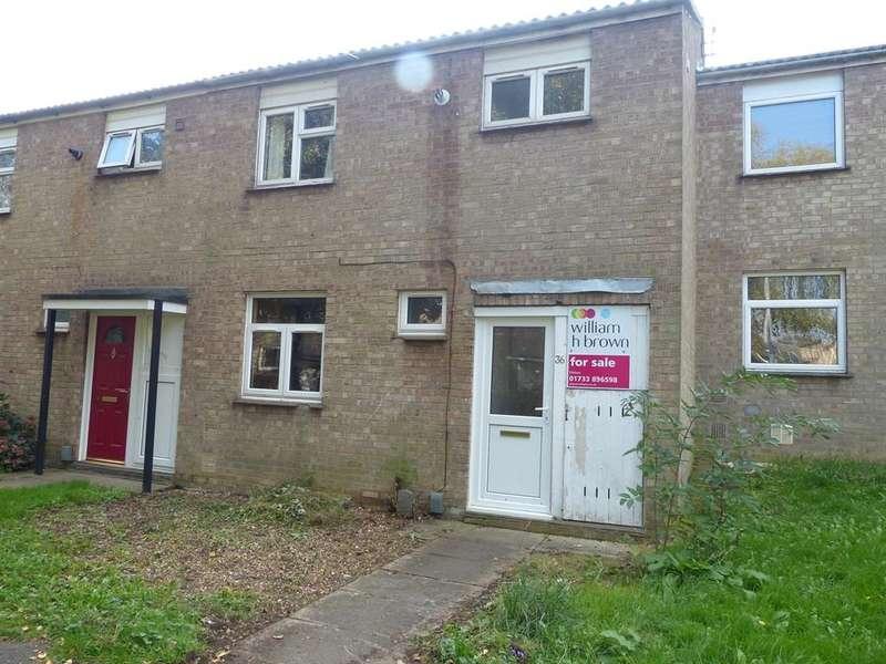 3 Bedrooms Terraced House for sale in Gordon Avenue, Peterborough, PE2