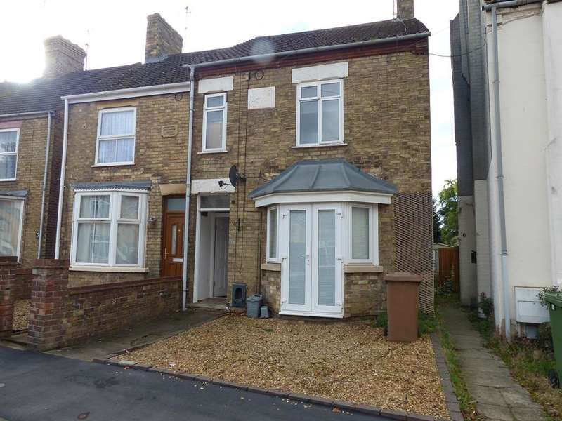 1 Bedroom Flat for sale in New Road, Woodston, Peterborough, PE2