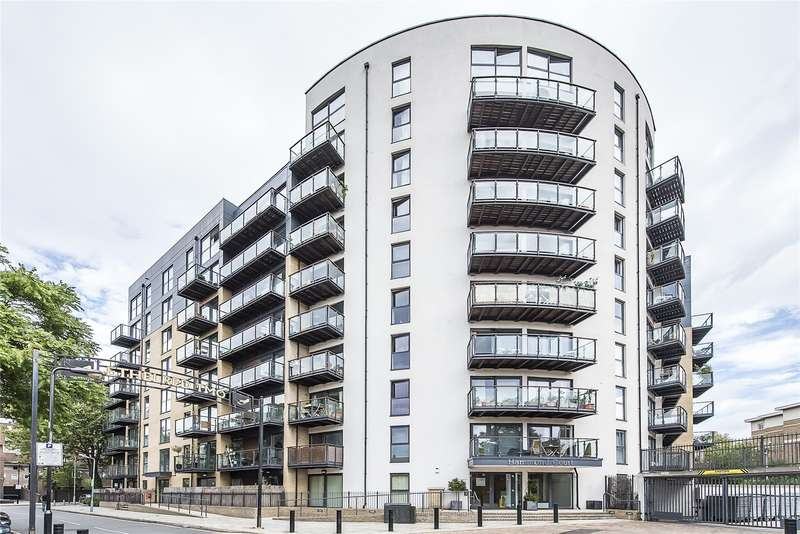 1 Bedroom Flat for sale in Aragon Court, 8 Hotspur Street, London, SE11