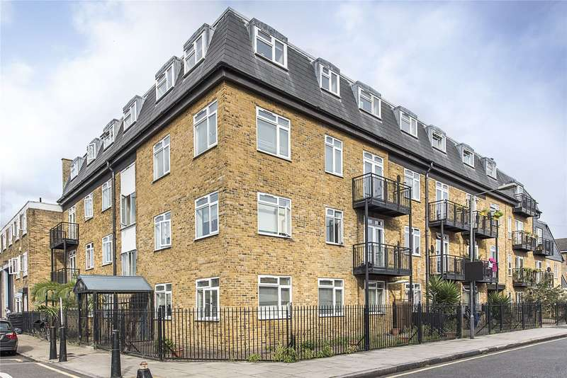 2 Bedrooms House for sale in Cornerstone Court, 2 Hemming Street, London, E1