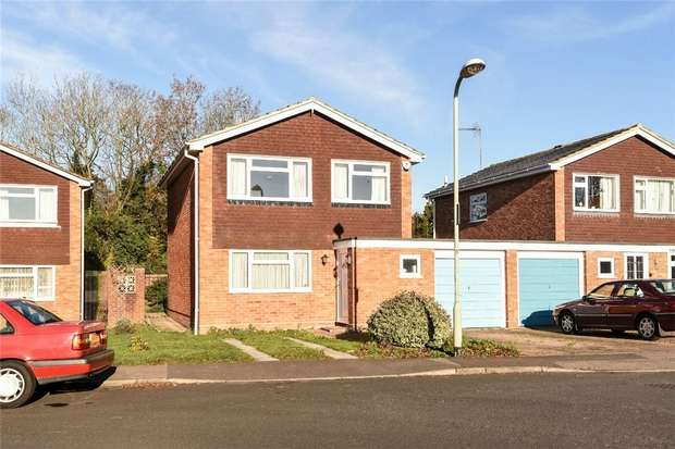 3 Bedrooms Link Detached House for sale in De Vitre Green, WOKINGHAM, Berkshire