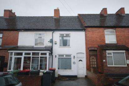 2 Bedrooms Terraced House for sale in New Street, Dordon, Tamworth, Warwickshire