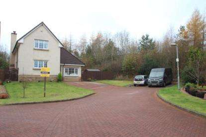 4 Bedrooms Detached House for sale in Brodick Place, Newton Mearns