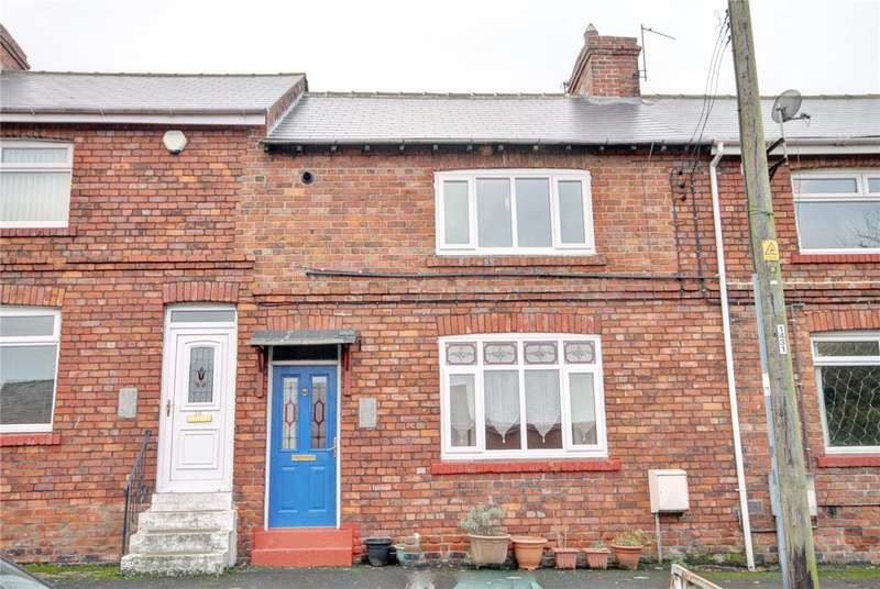 2 Bedrooms Terraced House for sale in Wylam Street, Bowburn, Durham, DH6