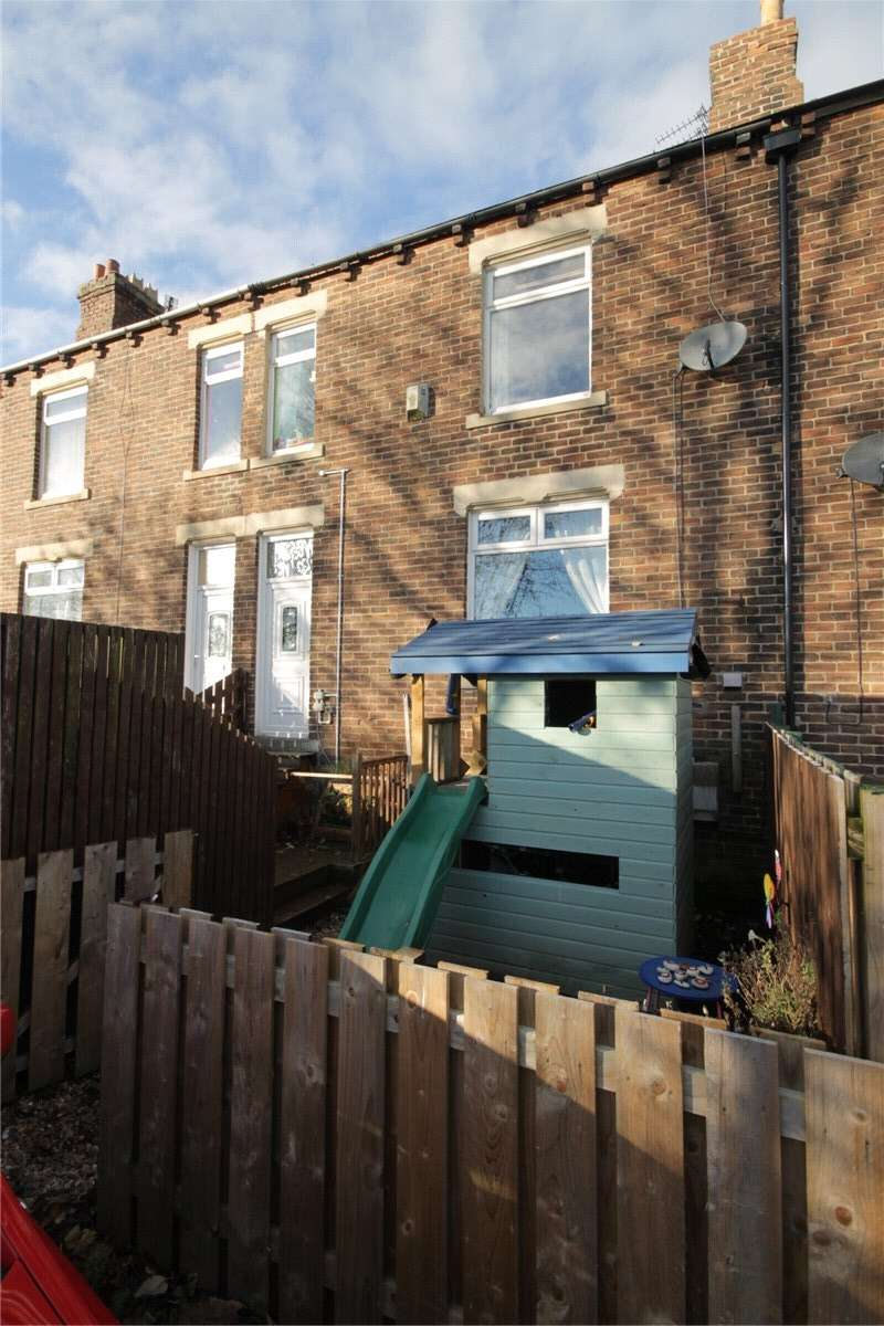 3 Bedrooms Terraced House for sale in King Edward Terrace, Tanfield Lea, Stanley, DH9