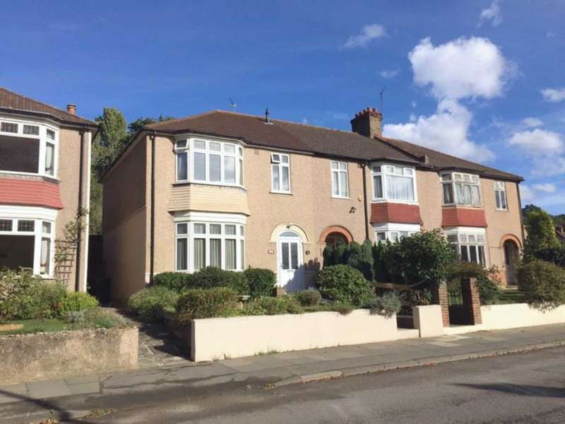 3 Bedrooms House for sale in Calmont Road, Bromley