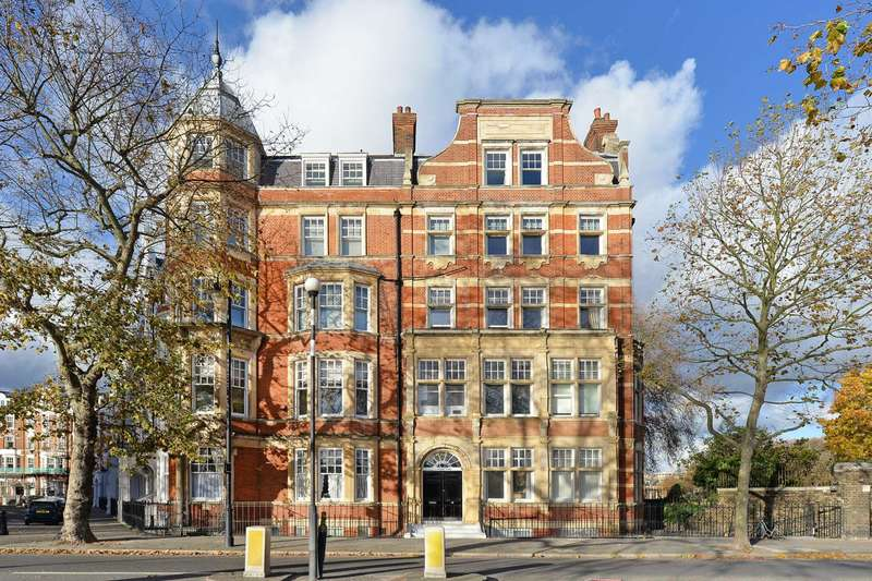 2 Bedrooms Apartment Flat for sale in Embankment Gardens, Chelsea SW3