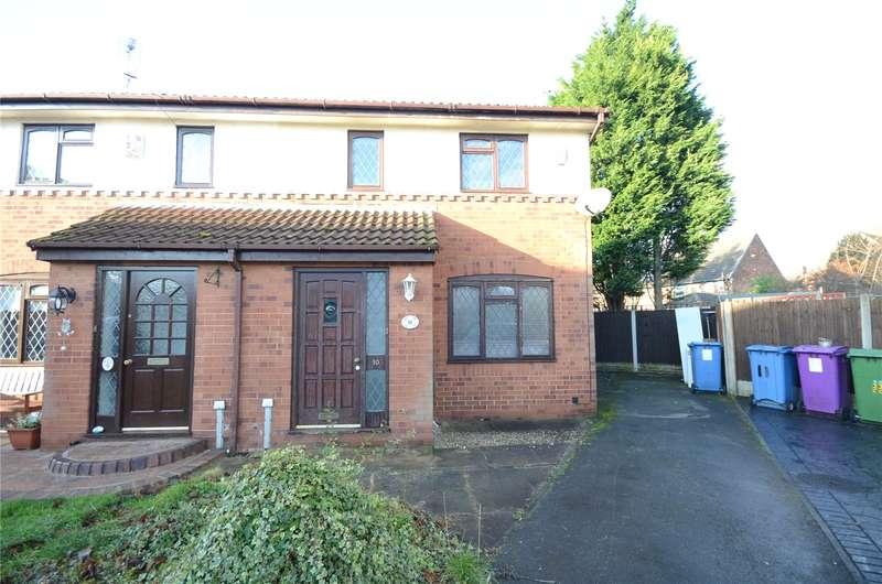 3 Bedrooms Semi Detached House for sale in Kingsthorne Park, Hunts Cross, Liverpool, L25