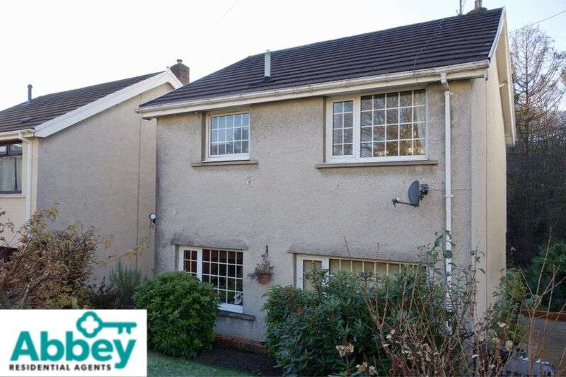 3 Bedrooms Detached House for sale in Dyffryn View, Bryncoch, Neath, SA10 7TU