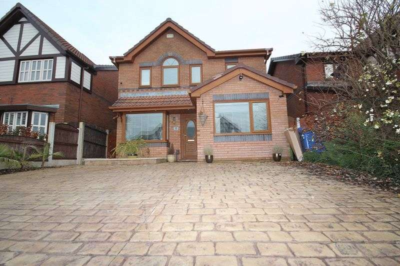 3 Bedrooms Property for sale in Ruscombe Fold, Middleton, Manchester M24 5JB