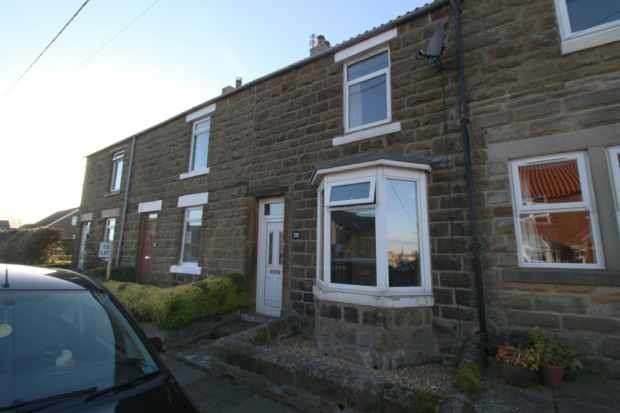 2 Bedrooms Terraced House for sale in Freeborough Road, Saltburn-By-The-Sea, North Riding, TS12 3JB