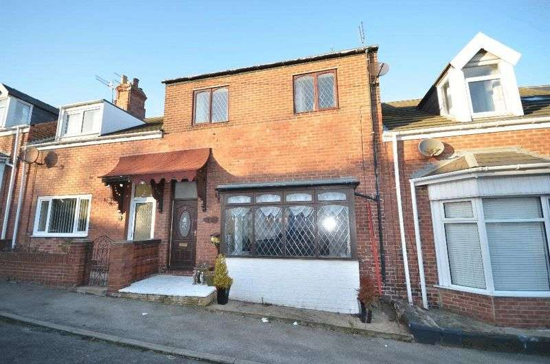 3 Bedrooms Terraced House for sale in Stewart Street, Seaham
