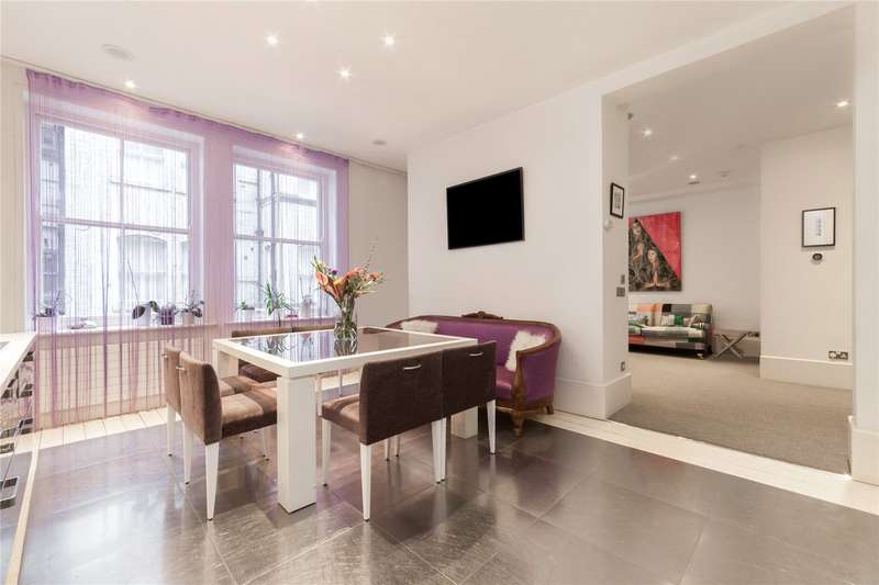 2 Bedrooms Apartment Flat for sale in Bedford Court Mansions, Bedford Avenue, London, WC1B