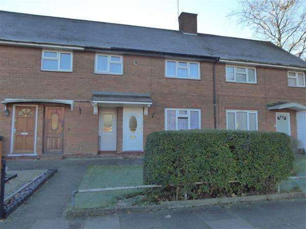 3 Bedrooms Terraced House for sale in Nafford Grove, Kings Heath, Birmingham