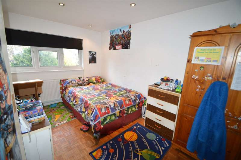 2 Bedrooms Apartment Flat for sale in Chesterton House, 27 Heathfield Road, Croydon