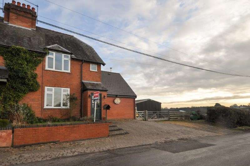 3 Bedrooms Cottage House for sale in Brookhouse Lane, Callow Hill, Redditch