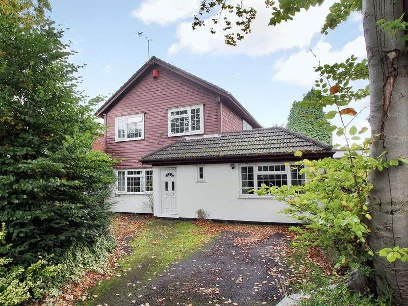 4 Bedrooms Detached House for sale in Blackwater Lane, Pound Hill, Crawley, West Sussex