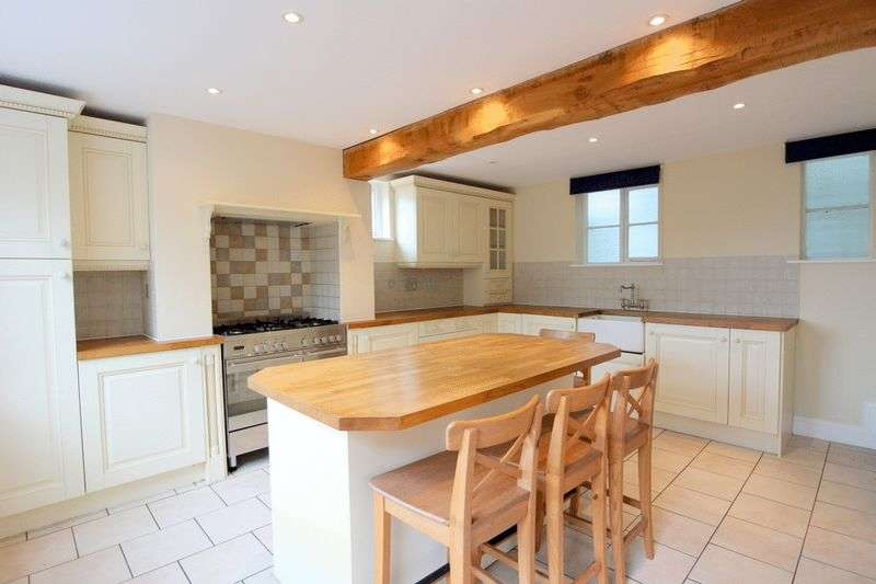 5 Bedrooms Detached House for sale in Main Road, Betley