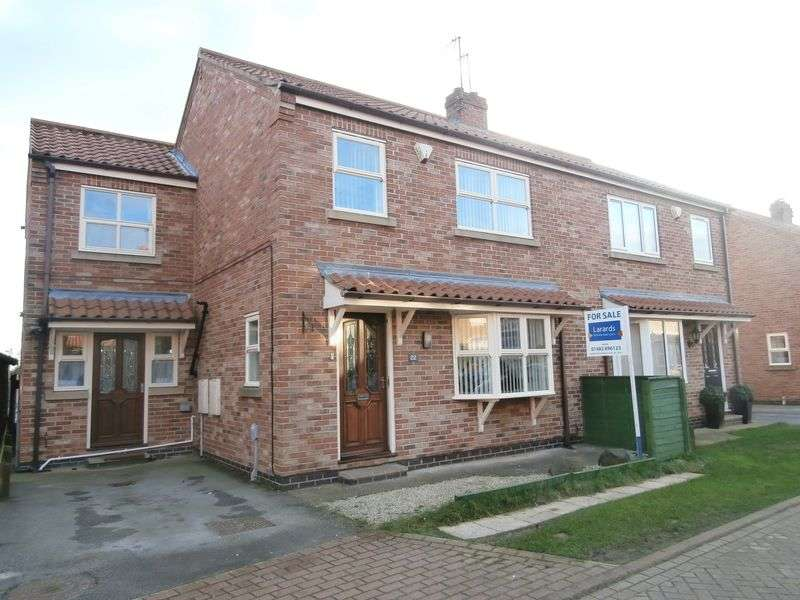4 Bedrooms Semi Detached House for sale in Village Farm Road, Preston