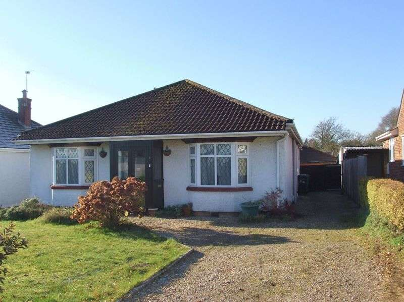 3 Bedrooms Detached Bungalow for sale in Beaconfield Road, Yeovil