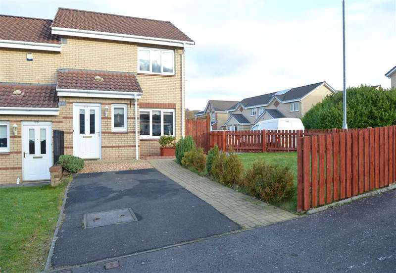 2 Bedrooms Semi Detached House for sale in Horatius Street, Motherwell