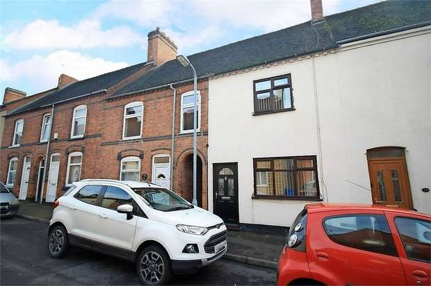 2 Bedrooms Terraced House for sale in Orchard Street, Kettlebrook, Tamworth, Staffordshire