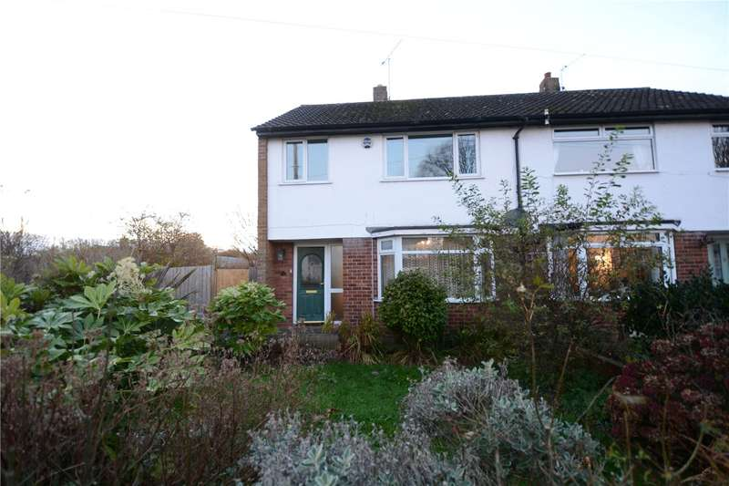 3 Bedrooms Semi Detached House for sale in Pensby Road, Pensby, Wirral