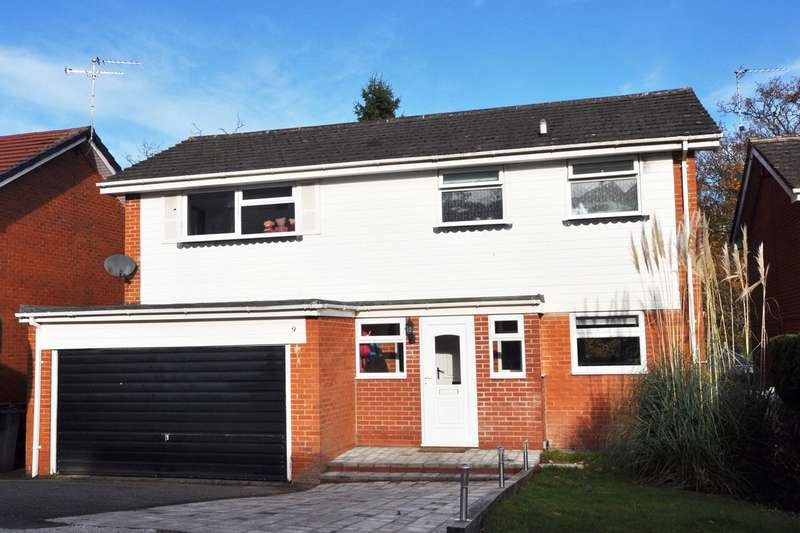 4 Bedrooms Detached House for sale in Pennsylvania, Exeter