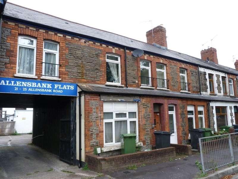 1 Bedroom Flat for rent in Allensbank Road, Heath, ( 1 Bed ), F/F Flat