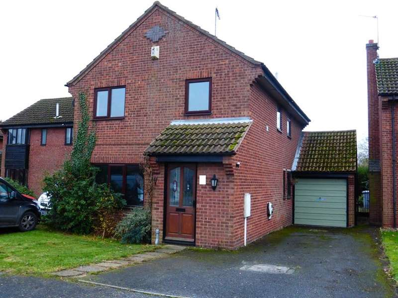 4 Bedrooms Detached House for sale in The Park, North Muskham, Newark, NG23