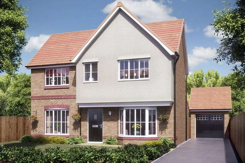 4 Bedrooms Detached House for sale in Off Highclove Lane, Worsley, Manchester, M28