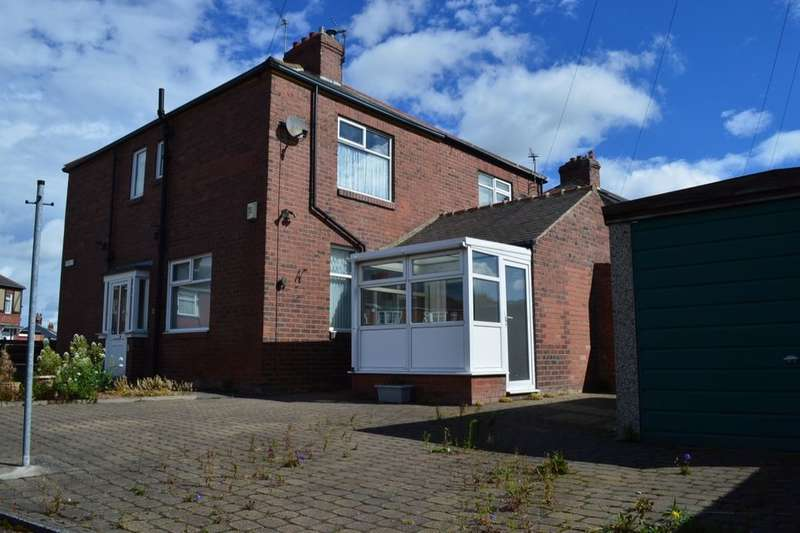2 Bedrooms Semi Detached House for sale in Firtree Avenue, Walkerville, Newcastle Upon Tyne, NE6