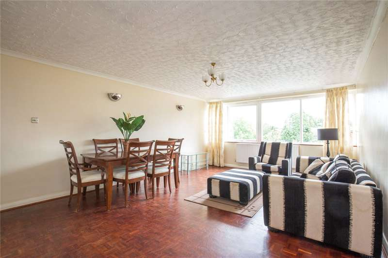 2 Bedrooms Apartment Flat for sale in Arundel Lodge, Salisbury Avenue, London, N3