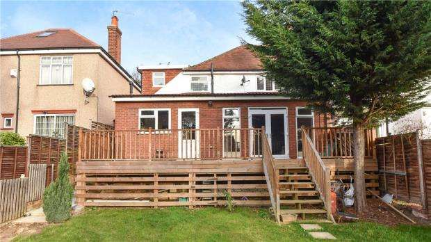 5 Bedrooms Semi Detached House for sale in Upton Park, Slough, Berkshire