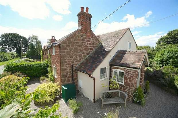 3 Bedrooms Cottage House for sale in City Road, Ellerdine, Telford, Shropshire