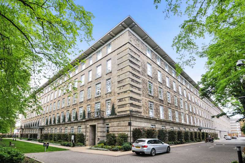 2 Bedrooms Apartment Flat for sale in Bromyard House, Bromyard Avenue, London W3
