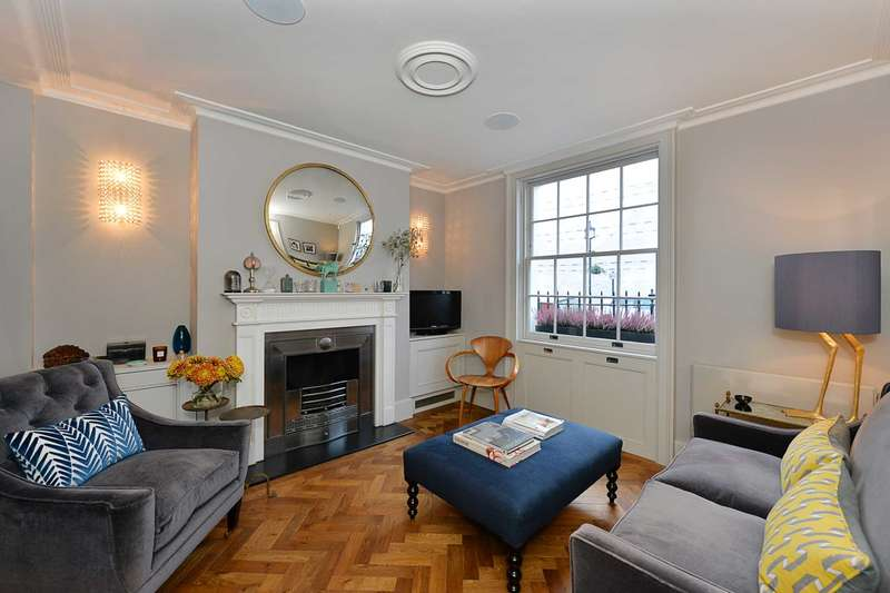 4 Bedrooms House for sale in Molyneux Street, Marylebone W1