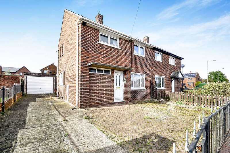 3 Bedrooms Semi Detached House for sale in Newstead Road, Barnsley, S71