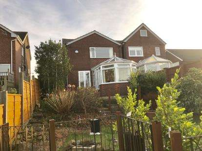 3 Bedrooms Semi Detached House for sale in Salisbury Drive, Dukinfield, Greater Manchester