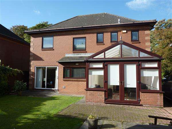 4 Bedrooms Detached House for sale in THE SPINNEY, GRIMSBY