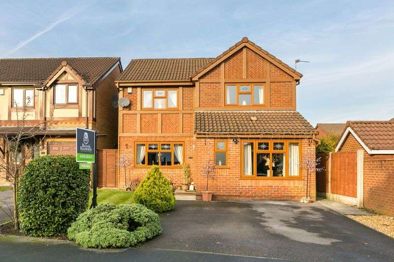 4 Bedrooms Detached House for sale in Rosina Close, Ashton In Makerfield, WN4 0ES