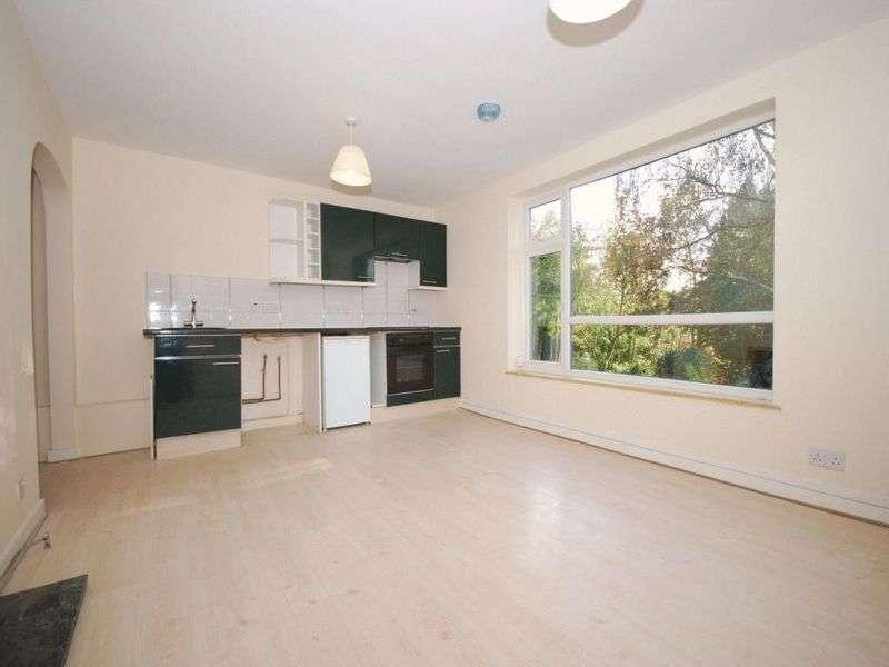 1 Bedroom Flat for sale in Lubbock Road, Chislehurst