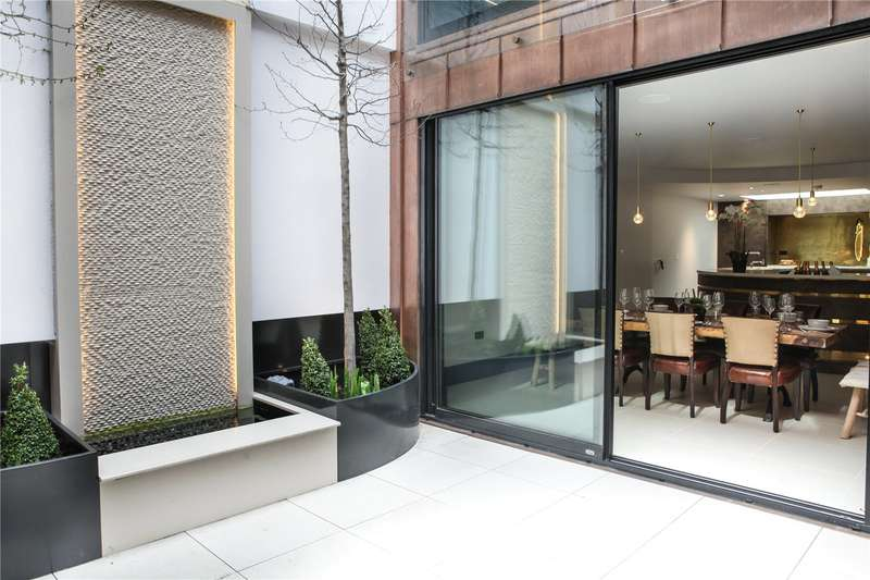 4 Bedrooms House for sale in The Sanctuary, 17 Brussels Road, Battersea, London, SW11